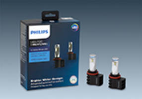 New Philips X-tremeUltinon LED Fog Lamps are Built with AirFlux Design