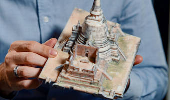3D Printed Realism from Stratasys Helps Bring Ancient Artifacts to Life