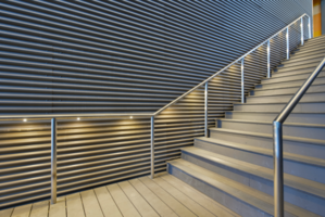 New Interna-Light Illuminated Railings are Suitable for Indoor or Outdoor Applications