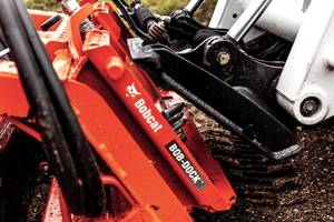 New Bobcat Bob-Dock System is Designed for Repeatable Hydraulic Connections