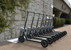 New Hybrid Docking Stations are Designed to Improve Micro-Mobility Management