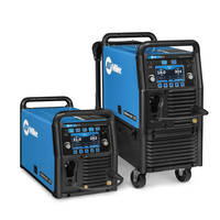 Miller's New Millermatic 255 and Multimatic 255 Welding Machines Reduce Downtime and Increases Productivity