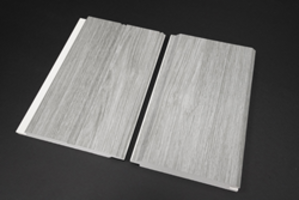 New Weathered Grey Canvas Series Provides Wood-like Workability and Resistance to Sunlight, Moisture as well as Heat