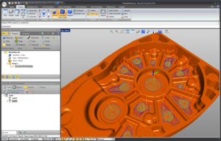Mecsoft Anounces The Availability of Integrated Gold Certified CAM Solution for SOLIDWORKS