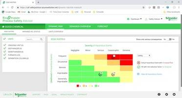 New EcoStruxure Process Safety Advisor Platform is Designed to Protect Fleet Assets