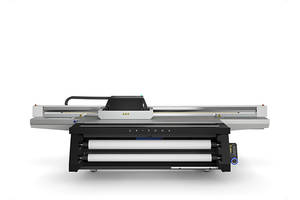 Canon Presents Oce Arizona 1300 Flatbed Printers with Built-In Automated Maintenance System