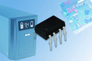 Vishay Semiconductor's New VOD3120A 2.5 A Output Current IGBT and MOSFET Driver Available in DIP-8 and SMD-8 Packages