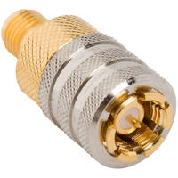Amphenol RF Introduces SMA Quick Connect Adapter Allows Quick and Easy Mating