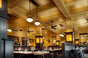 pinta acoustic's Custom WILLTEC® Panels Enhance the Atmosphere in Brasserie Bernard, an Elegant Parisian-Style Restaurant in Montreal