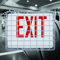 New STI Exit Sign Damage Stopper Protects Against Vandalism, Accidental Damage