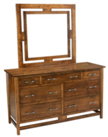 The New Lakota Line of Furnitures Made from Hardwoods Like Cherry, Oak, Hickory and Maple