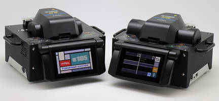 FITEL Debuts S185 Series Fusion Splicers Designed for Optical Fibers