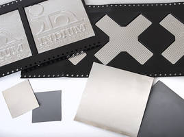 Indium Corporation Features Metal Thermal Interface Materials for Burn-in and Test at TestConX Workshop 2019