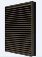 New EME420DDE and EME520DDE Louvers are Suitable for Applications in Hurricane-Prone Regions