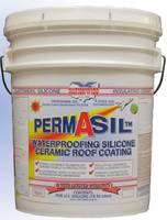 New PERMASIL Roof Coating Comes with 15 Year Warranty