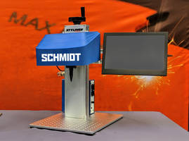 The Pulse SCHMIDT's New Pin Marker is a Durable and Precise Pin Marking Machine