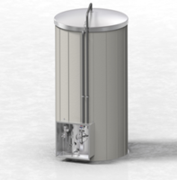 New Dairy Milk Silo from Paul Mueller Comes with Patented Temp-Plate Heat Transfer Surface