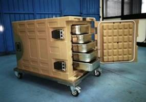 Latest Hot Meals Line Insulated Containers are Designed for Safe Transportation of Pre-Cooked Food