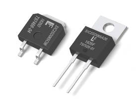 New LSIC2SD065CxxA and LSIC2SD065AxxA Series SiC Schottky Diodes Available in 6, 8, 10, 16 or 20A Current Ratings