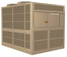 Quantech Introduces 40T and 50T QTC3 Air-Cooled Scroll Chillers Deliver a High Level of Efficiency within a Compact Footprint