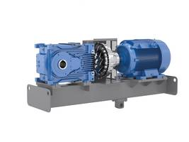 NORD's New MAXXDRIVE XT Industrial Gear Units Achieve High Thermal Ratings with Its New and Optimized Housing Design