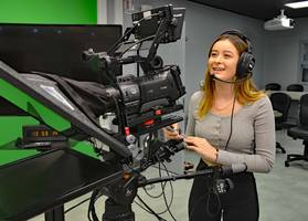 Rancho Buena Vista High School Adds JVC ProHD Cameras for New TV Studio