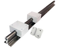 New ETX Linear Bearing/Pillow Blocks are Complaint to FDA/USDA/3-A Dairy Standards