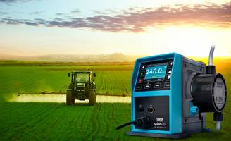 Watson-Marlow Offers Qdos Series Chemical Metering Pumps for Mobile and Remote Applications