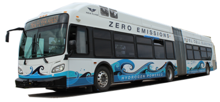 Ballard-Powered New Flyer Fuel Cell Electric Buses Ready to Deliver Zero-emission Transit Throughout United States