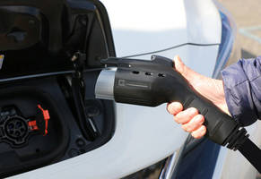 Latest HCS Series Charging Stations are Offered with Rubber Overmolded SAE-J1772 Connectors