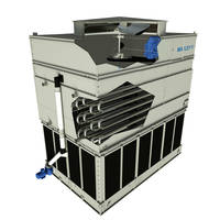 New Marley DT Fluid Cooler Offers High Dry Operation Capacity in Colder Weather Conditions