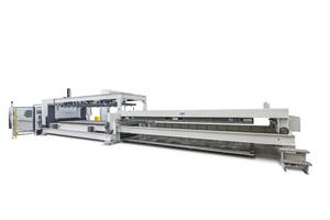 Latest Phoenix Large-Format Fiber Lasers Come with Automated Load/Unload System