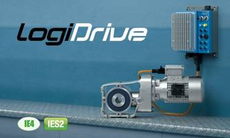 New LogiDrive Systems Offer Service and Maintenance Friendly Plug & Play Technology