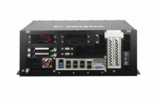 Crystal Group Introduces RE1529 Embedded Computer That Meets Military Standards