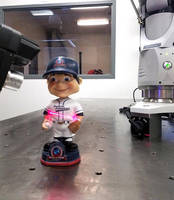 Exact Metrology Scans Bobblehead for Museum