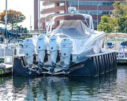 New Hydro-pneumatic Boat Built to Protect The Value of a Vessel in Adverse Weather Conditions and Harsh Marine Environment