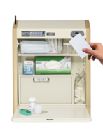 Carstens Presents WALLAroo Medication Distribution Systems with Wi-Fi Enables RFID Locks