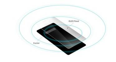 LG Introduces New Smartphone Audio Technology that Uses Phone's OLED Display as an Audio Amplifier