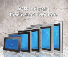 Teguar Introduces TD-45 Series Industrial Monitors with Die-Cast Aluminum Enclosure and IP66 Protected Front Bezel