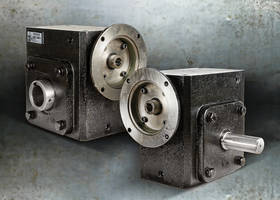 AutomationDirect Introduces 325 Frame Size IronHorse Cast Iron Worm Gearboxes Available In Ratios of 10:1, 15:1, 20:1, 30:1, 40:1 & 60:1