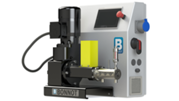 New ETP 1 Lab Extruder is Equipped with Touch Screen Controls