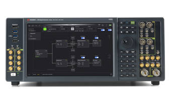 Keysight Presents VXG Microwave Signal Generators for 5G and Satellite Communications