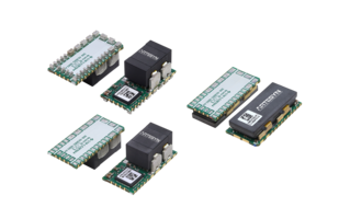 Artesyn's New LGA50D Series DC-DC Modules Offer High Current Density with a Footprint of 1 x 0.5 inches or 25.4 x 12.5 mm