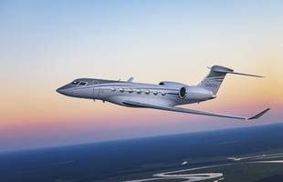 New Gulfstream G600 Designed for Optimal Passenger Comfort and Productivity
