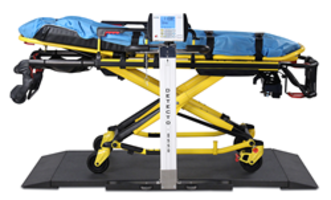DETECTO Announces 8500 with remote indicator and 8550 with column-mounted indicator Portable Digital Stretcher Scale