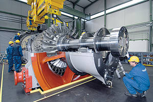 Siemens H-class Gas Turbines Achieve One Million Operating Hours