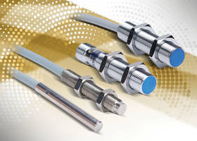 AutomationDirect Introduces DW Series Proximity Sensors in 4mm, 5mm, 8mm and 12mm Diameter