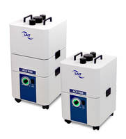 New ULT 200.1 Series Fume Extraction Systems Allow Installation of Up to Four Capturing Elements