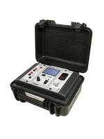 Megger Releases Compact and Readily Portable Transformer Ohmmeter Weighing just 16 Pounds