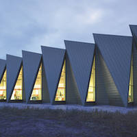 RHEINZINK's Zinc Facade Cladding Develops a Natural Patina as it Weathers and Ages